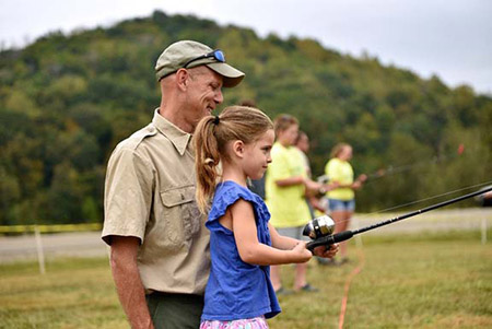 Lewis County home to West Virginia National Hunting and Fishing Days